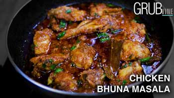 Chicken Bhuna Masala recipe post