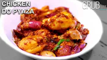 Chicken Do Pyaza Nutrition recipe post