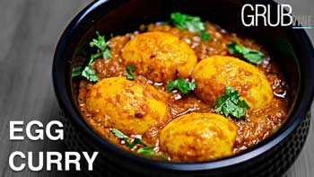 Egg curry recipe post