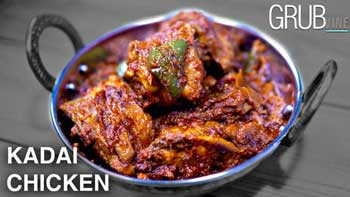 Kadai Chicken recipe post