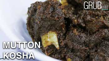 Mutton Kosha recipe post