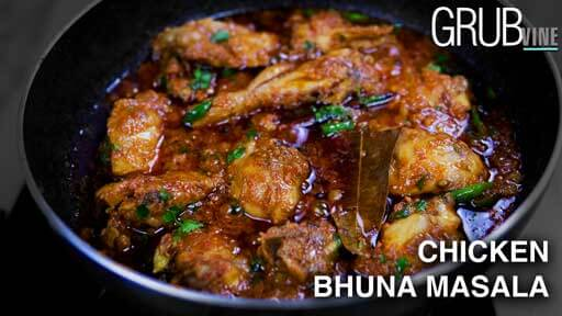 Chicken Bhuna Masala Recipe Grubvineweb