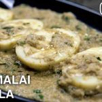 Egg Malai Masala recipe Grubvineweb