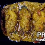 Prawn Mustard Curry recipe Grubvineweb